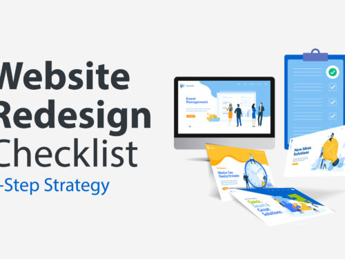 Your 9-step Website Redesign Checklist